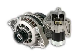 Starter Motors & Alternator